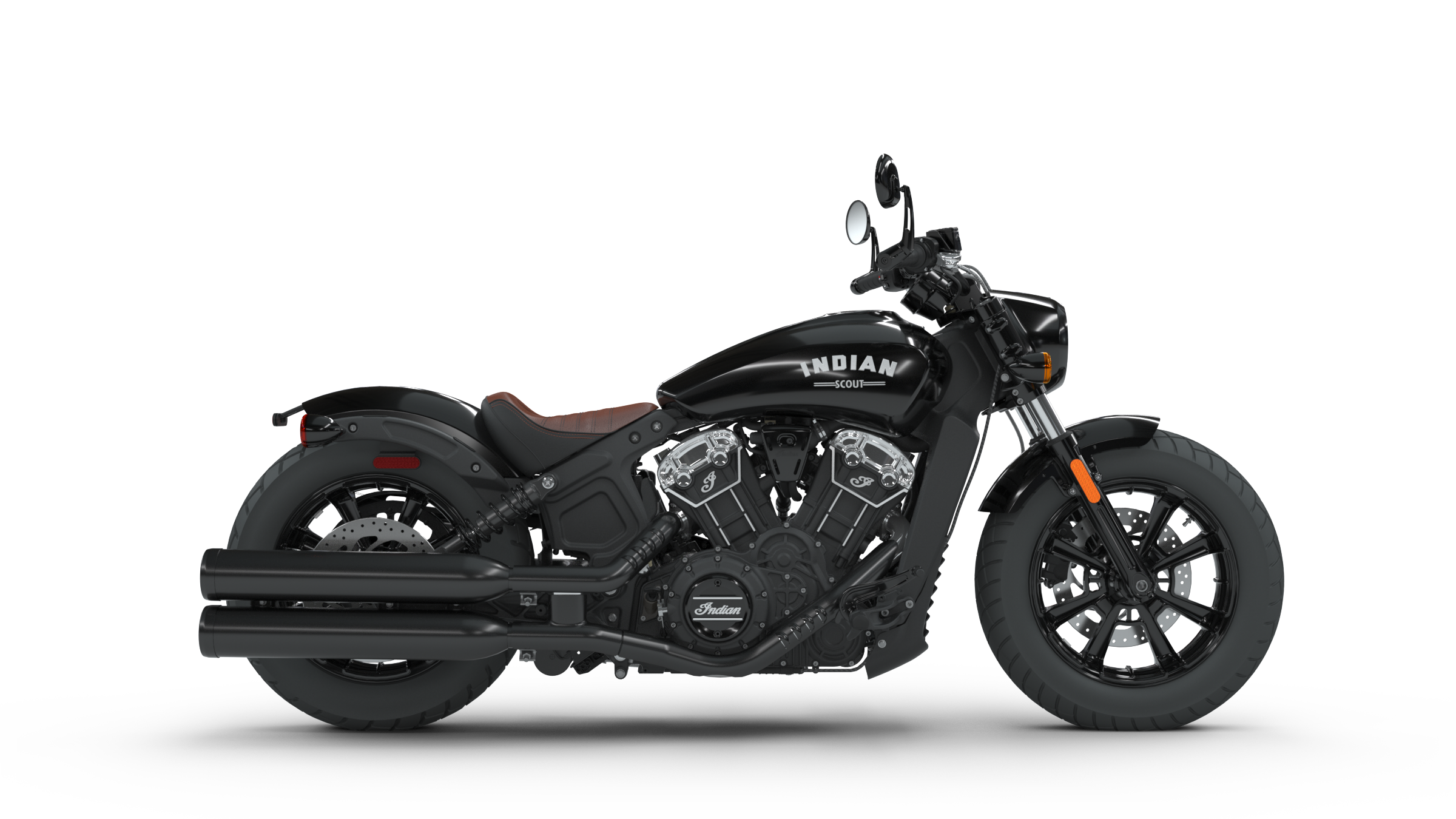 53f7f424296d 2019 Scout Bobber Thunder Black - Indian Motorcycle® of El Paso